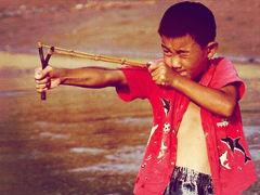 弹弓,童年最犀利的武器!