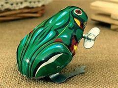 铁皮青蛙,几代人的集体回忆!