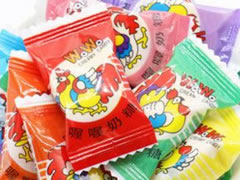 喔喔奶糖,童年的味道!