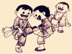 撞拐子游戏,献给逝去的童年!