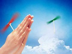 竹蜻蜓,童年飞向蓝天的梦!